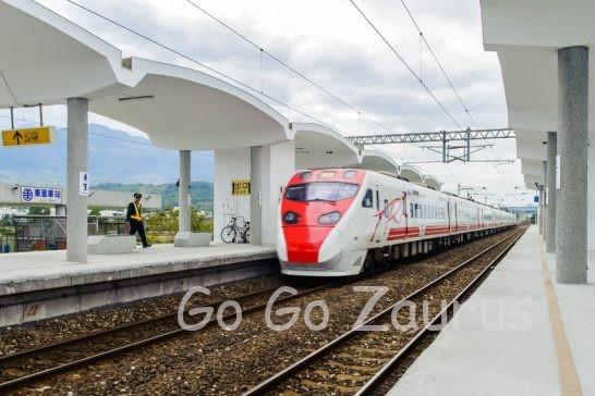 台湾特急列車