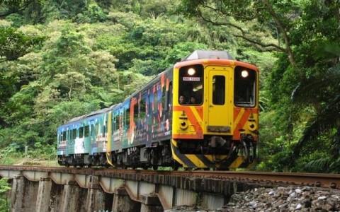 平渓線列車