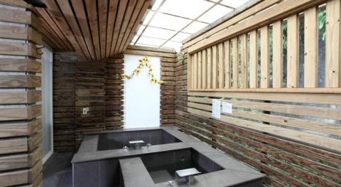 烏来温泉浴槽