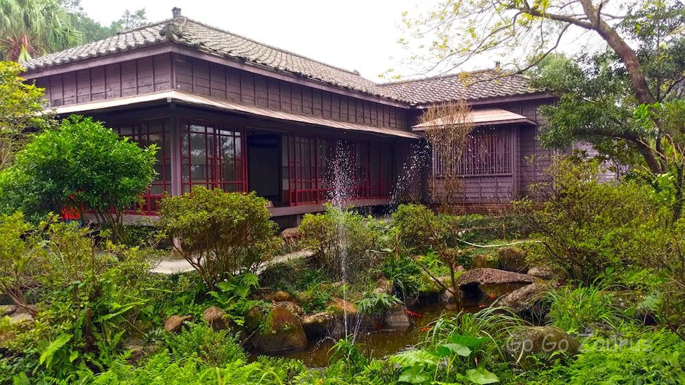 太子賓館とお庭