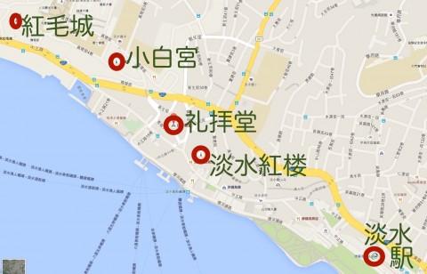 洋館マップ
