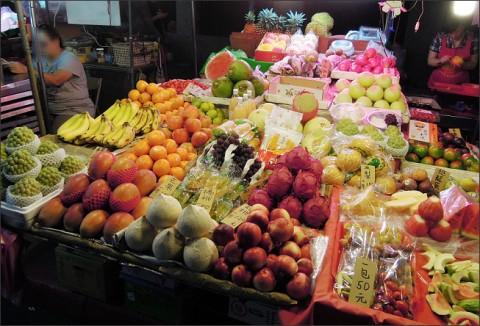 高雄夜市果物