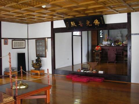 吉安慶修院本尊