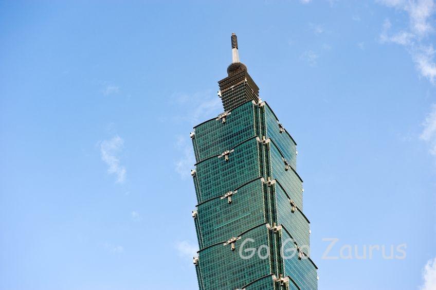 台北101外観の特徴