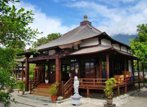 吉安慶修院本堂