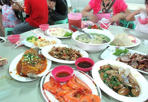 旗津海鮮料理