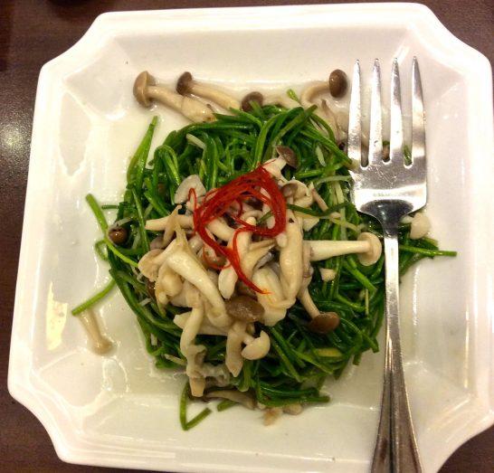 青菜料理3