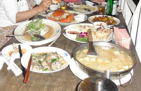 淡水 漁人碼頭 北縣觀光魚市場 2F