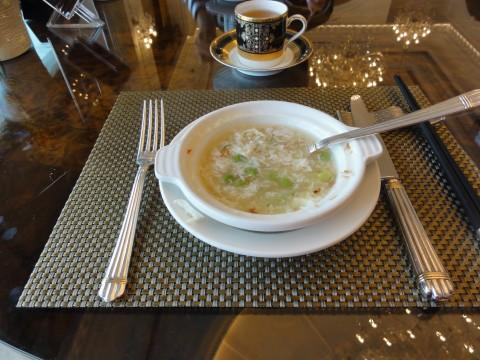 台北101欣葉のコース料理