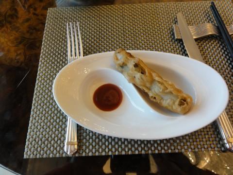 台北101欣葉のコース料理3