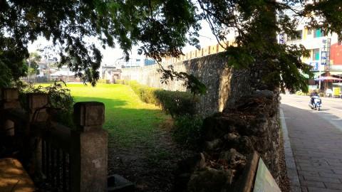 鳳山懸舊城城壁3