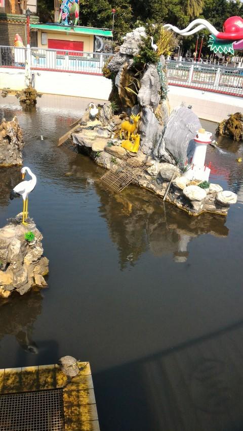 春秋閣 亀の池