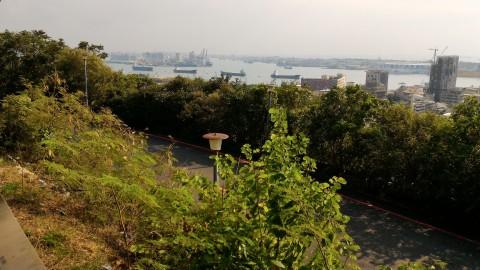 高雄港遠景