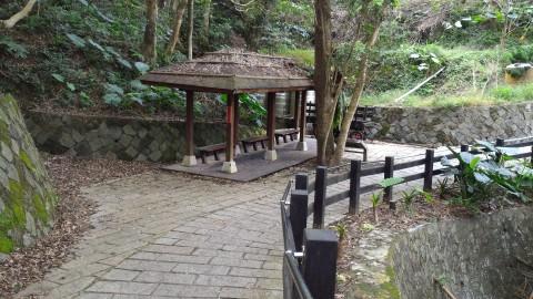 樟樹歩道休憩所