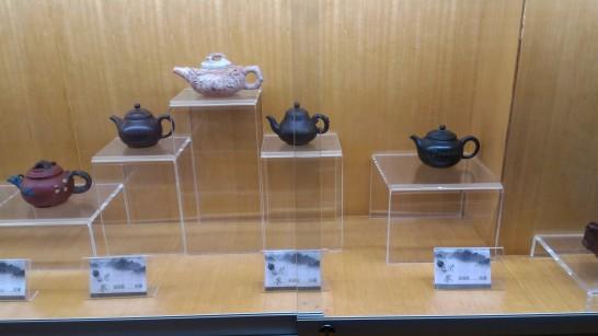 台北市鉄観音包種茶研発推廣中心展示室12