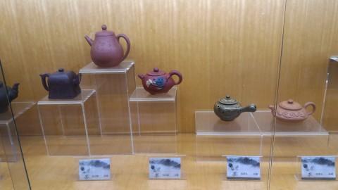 台北市鉄観音包種茶研発推廣中心展示室13