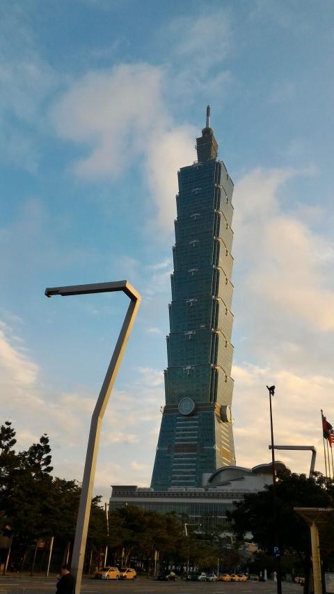台北101 全景