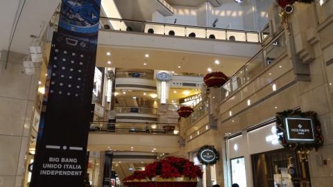 台北101 2階から見上げる2