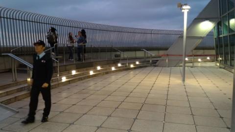 台北101 91階室外展望台