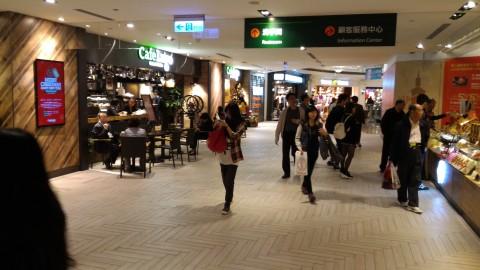 台北101 B1 通路