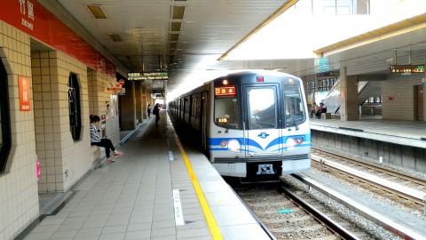 MRT淡水線 竹園駅