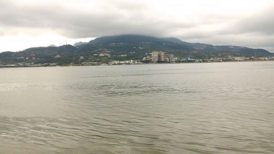八里観音山はいつも曇り