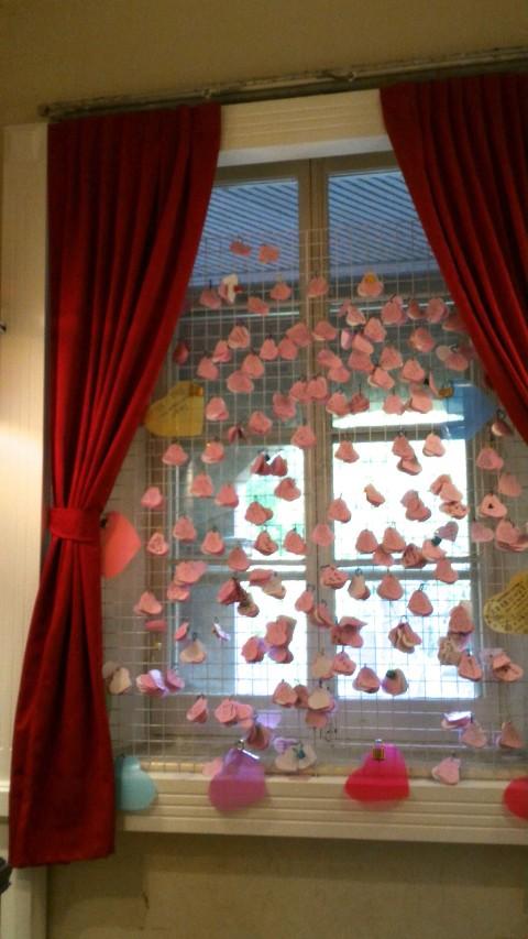 紅毛城領事館室内