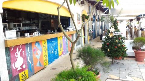 淡水 漁人碼頭 散歩道したのカフェ
