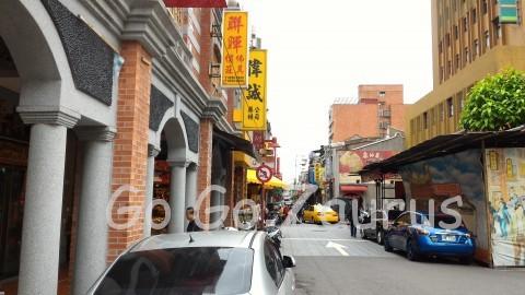 迪化街の通り2