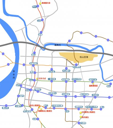 台北市地図