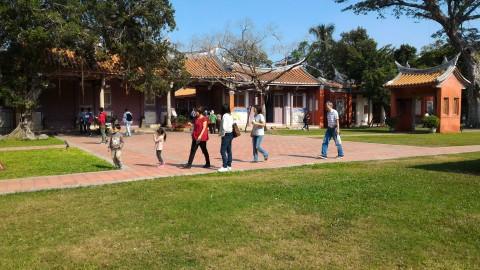 孔子廟大成門