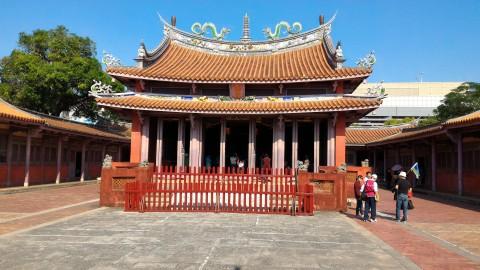 台南孔子廟大成殿