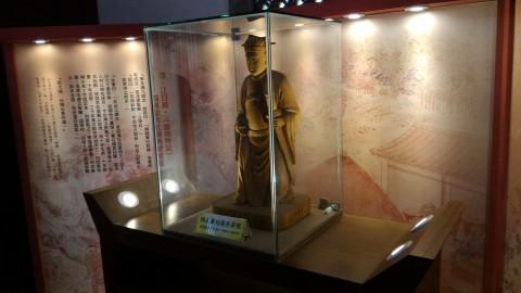 孔子廟陳永華