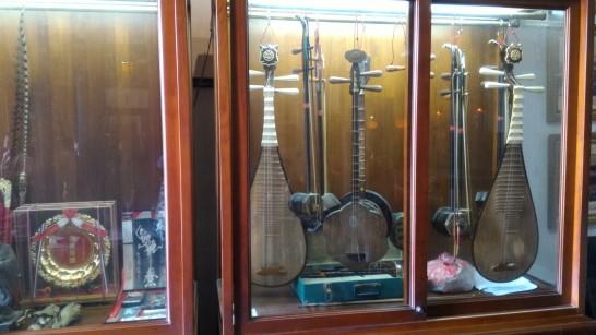 孔子廟古楽器