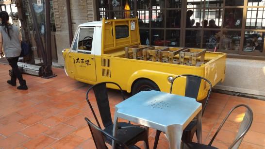 林百貨5階3輪車