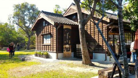 森珈琲建物