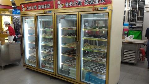 上海好味道小籠湯包小吃色々
