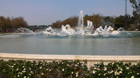 アポロン噴水