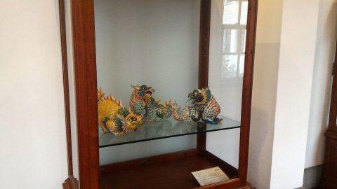 廊下の展示物2