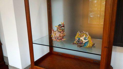 廊下の展示物3