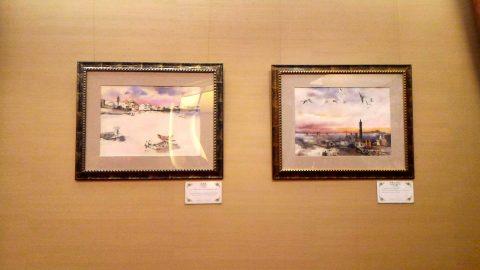 台湾虹庁絵画2