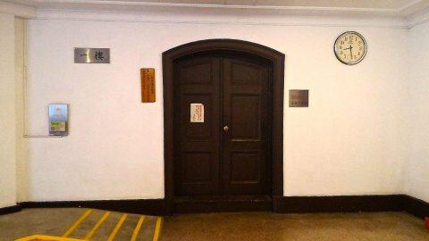 1階記者室