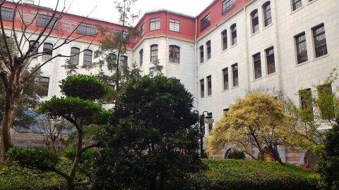 総統府の中庭4