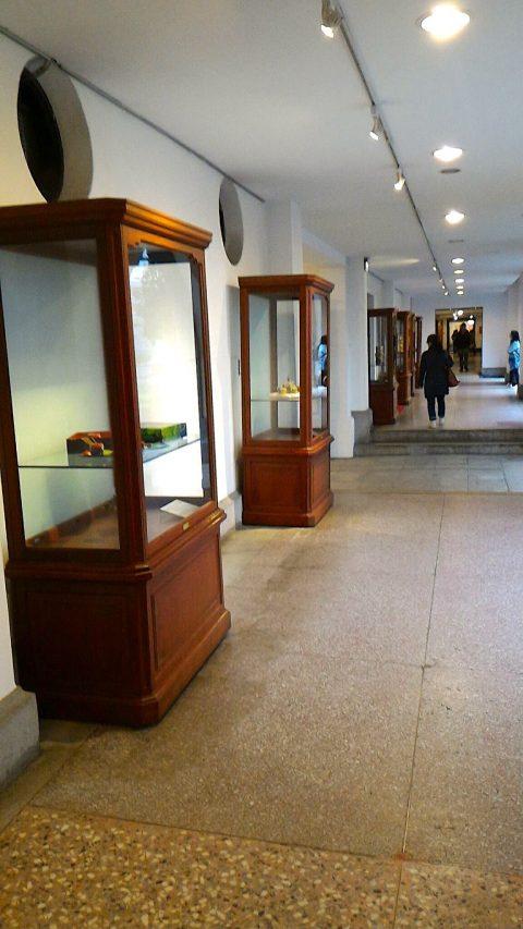 総統府1階廊下2