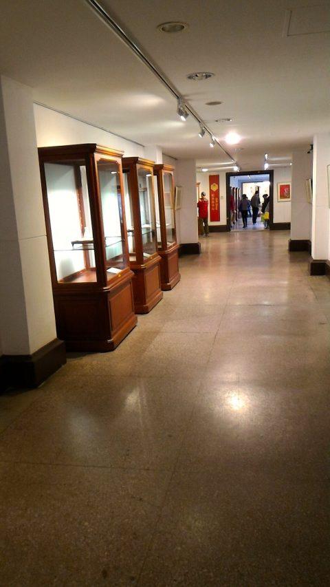 総統府1階廊下3