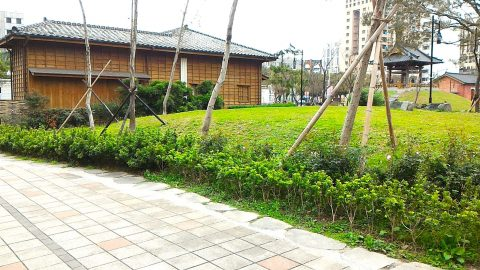 西本願寺広場