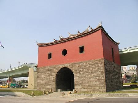 台北城北門