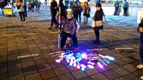 台北ランタンフェスティバル9