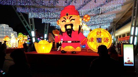台北ランタンフェスティバル12