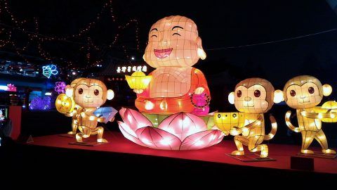 台北ランタンフェスティバル13